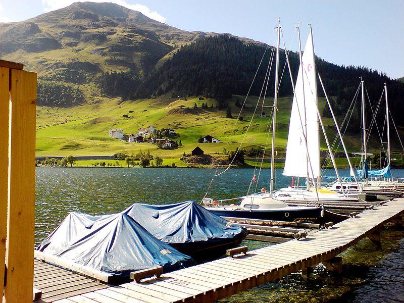 Lago di Davos