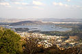 Lakes and Udaipur City Rajasthan India March 2015 b.jpg