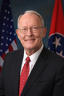 Lamar Alexander senior United States Senator from Tennessee