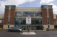 Lancashire county cricket club entrance.jpg