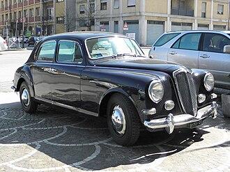 Lancia Aurelia - Lancia Aurelia B12