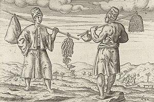 Bantenese people - Bantenese people before the establishment of Banten Sultanate.