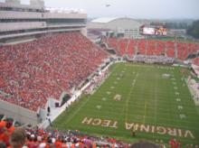 Lane Stadium Wikipedia