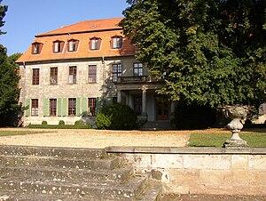 Langenstein, Saxony-Anhalt - Palace