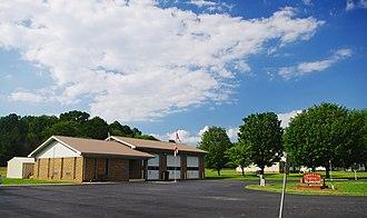 Langston, Alabama - Langston Town Hall