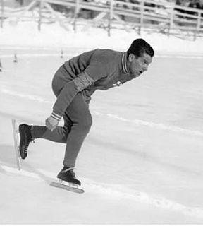 Lassi Parkkinen Finnish speed skater