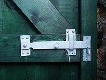 Door latch & Latch - Wikipedia