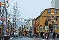 Laugavegur, Shopping Street - panoramio.jpg