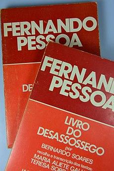 Livro Do Desassossego Wikipédia A Enciclopédia Livre