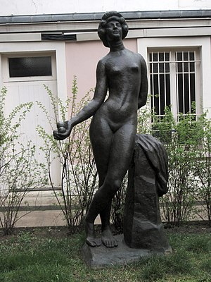 The Fruit - Image: Le Fruit dans le jardin du musée Bourdelle de Paris