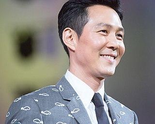 Lee Jung-jae South Korean actor