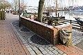 Leer - Neue Straße - Museumshafen 13 ies.jpg