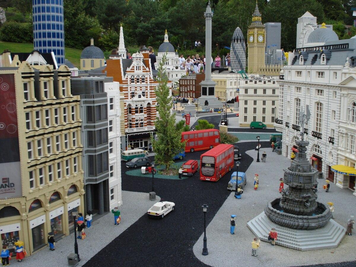Legoland Wikipedia Den Frie Encyklopædi