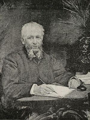 Pierre Legrand - Portrait by Jean-Joseph Weerts.