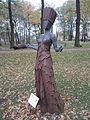 Lembruch Skulptur What's Up.JPG