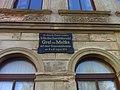 Lengenfeld (Vogtland), Wohnhaus mit Gedenkplakette für Graf von Moltke (1).jpg