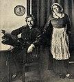 Leonid Andrejew und seine Gattin c. 1912.jpg