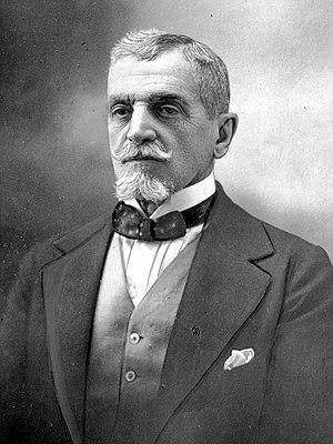 Leopold Julian Kronenberg - Photograph of Kronenberg