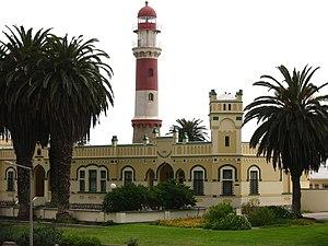 Leuchtturm Swakopmund