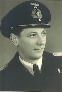 Leutnant zur See Ernst Bregant 1.August 1942.jpg