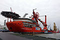 Lewek Constellation and Ceona Amazon - Wiltonhaven Schiedam - 9 Jan. 2014.jpg