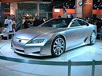 Lexus LF-A Pic 2.JPG