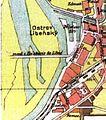 Libeň - mapa 1879 s úpravami - Libeňský most.jpg