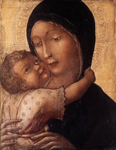 File:Liberale da Verona - Virgin and Child - WGA12969.jpg