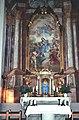 Liebenburg, Schlosskirche Mariä Verkündigung, der Altar.jpg