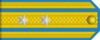 Lieutenant Colonel rank insignia (North Korean police).png