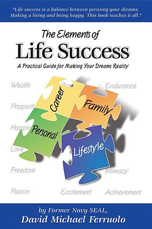 English: Elements of Life Success Book
