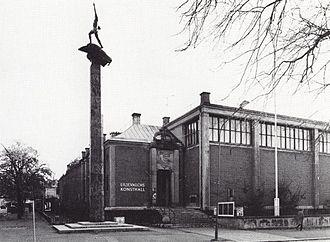 Liljevalchs konsthall - Liljevalchs konsthall in 1950