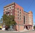 Lincoln Hotel (Scottsbluff, Nebraska) from SW 2.JPG