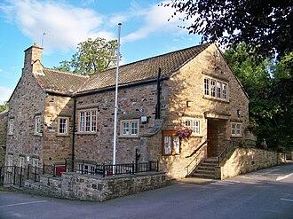 Linton, West Yorkshire - Image: Linton village hall