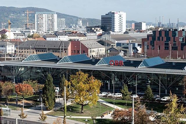 Linz Hauptbahnhof 2018-10-13.jpg