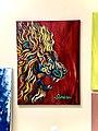 Lion passion with purpose painting amena.jpg