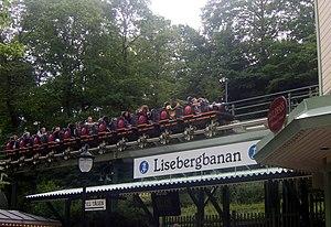Lisebergbanan - Image: Lisebergbanan 2