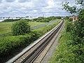 Liverpool, Railway line near Aintree - geograph.org.uk - 472418.jpg