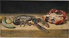 Lobster, Crab, and a Cucumber - 1891P32.jpg
