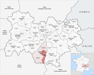 Arrondissement of Privas Arrondissement in Auvergne-Rhône-Alpes, France