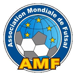 Asociación Mundial de Fútsal - Image: Logo AMF fra w 300px