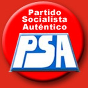Authentic Socialist Party (Argentina) - Image: Logo psa