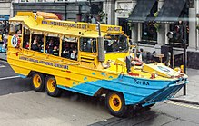 Baltimore Duck Tour Accident