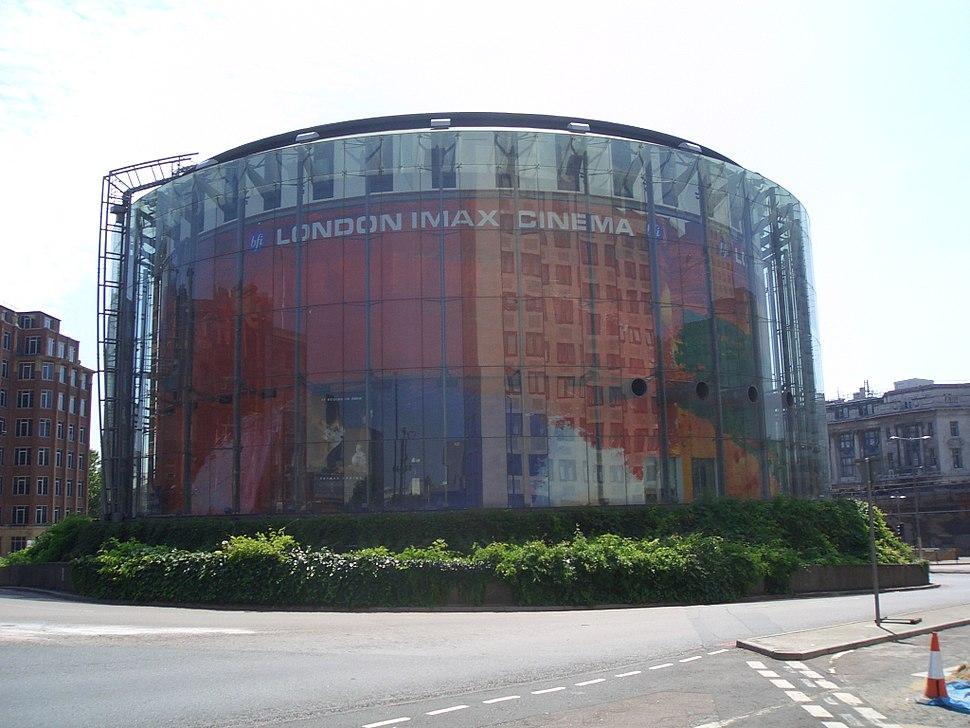 London IMAX cinema 2