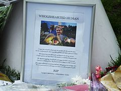 London June 21 2016 037 Memorial for Jo Cox at Parliament Square (6) (27787994136).jpg