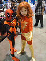 Long Beach Comic & Horror Con 2011 - Deadpool and Dark Phoenix (6301701314).jpg