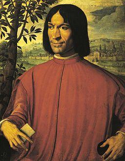 Lorenzo de' Medici-ritratto