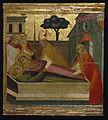 Lorenzo di Niccolò - Saint Lawrence Buried in Saint Stephens Tomb - Google Art Project.jpg