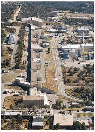 Los Alamos Neutron Science Center - Image: Los Alamos Neutron Science Center 01