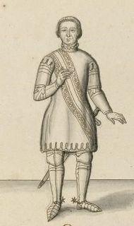 Louis de Sancerre 14th-century French military officer